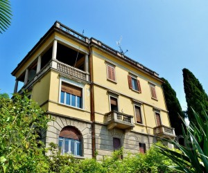Verbania Suna apartment in period villa with lake view - Ref: 285