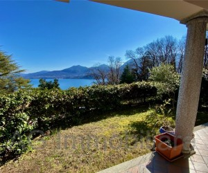 Ghiffa beautiful apartment with garden and Lake View - Ref:131