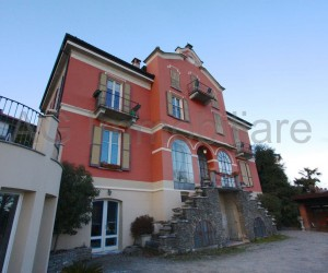 Verbania apartment with lake view and garden - Ref: 308