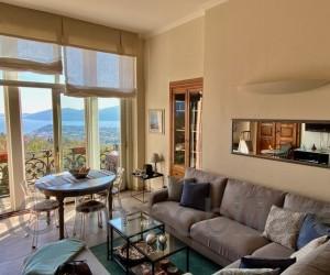 Vignone three-rooms apartment duplex with Lake View - Rif: 001