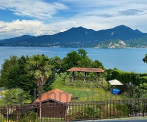 Ghiffa bellissimo appartamento con giardino e Vista lago - Rif: 017