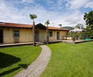 Verbania collina Villetta  con piscina e Vista Lago - Rif 075