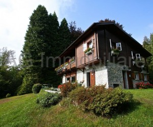 Verbania hills wonderful Chalet with Lake View - Ref: 468