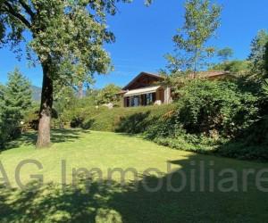 Verbania Collina Villa indipendente con Giardino e Vista Lago - 057
