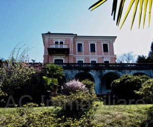 Stresa epoch villa with Lake View - Ref: 479