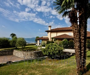Verbania hillyside villa with Lake View and park - Ref: 120