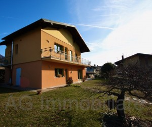 Verbania Trobaso detached villa with garden - Ref: 196