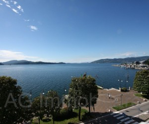 Verbania three room apartment with Lake View - Ref: 025