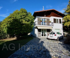 Ghiffa detached house with partial Lake View - Rif:087