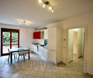 Verbania Intra center  three-room apartment with private outdoor area -  Ref: 164