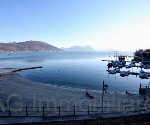 Feriolo appartamento bilocale con bellissima Vista Lago - Rif: 199