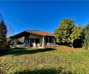 Verbania first hill Detached villa with garden and Lake View - Ref: 240