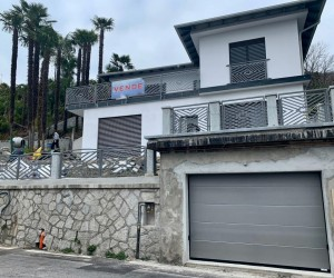 Verbania villa waterfront with Lake View - Ref: 083